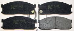 Колодки тормозные передние (с механическим датчиком) MAZDA Vanette S20 1994-1999, Bongo 2006-, Brawny 1983-1999