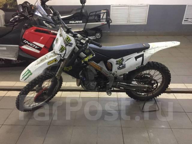 продам кроссовый мотоцикл Honda Crf 450 Honda Crf 450 2010