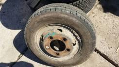 Запасное колесо на Isuzu ELF 195/80R15