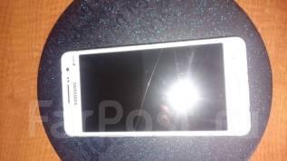 Samsung Galaxy Grand Prime. Б/у, 8 Гб, Белый, 3G