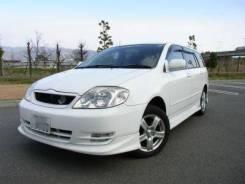 Решетка радиатора. Toyota Allex, NZE121 Toyota Corolla Fielder, NZE121, NZE121G Toyota Corolla Runx, NZE121