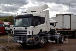 Scania P114. Тягач седельный 2007 г. в., 19 640куб. см., 11 000кг., 4x2