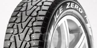 Pirelli Ice Zero FR. Зимние, шипованные, 2012 год, без износа, 1 шт