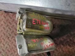 Фара противотуманная. Mitsubishi Galant, E31A, E32A, E33A, E34A, E35A, E37A, E39A Mitsubishi Eterna, E32A, E33A, E34A, E35A, E37A, E39A Двигатели: 4D6...