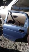 Дверь задняя левая Daewoo Matiz 96566750