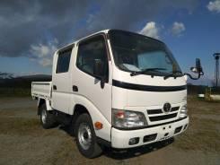 Toyota Dyna. Продам двухкабинный грузовик , 4WD, категория В., 2 000куб. см., 1 500кг., 4x4