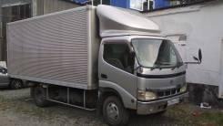 Toyota Dyna. Продам фургон , 4 900куб. см., 3 000кг., 4x2