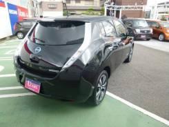 Nissan Leaf. вариатор, передний, электричество, 54 000тыс. км, б/п. Под заказ