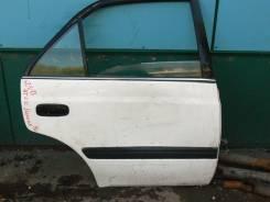 Дверь в сборе задняя R. Toyota Carina AT212 (дефект)