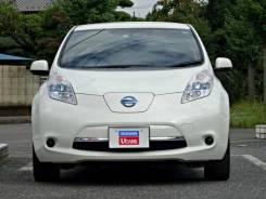 Nissan Leaf. автомат, передний, электричество, 37 000тыс. км, б/п. Под заказ
