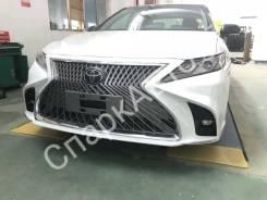 Бампер дизайн Lexus LS для Toyota Camry 70