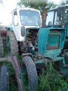 ЮМЗ. Трактор и самоходное шасси Т-16