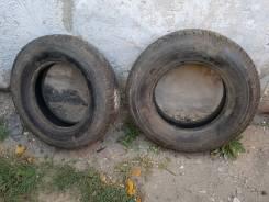 Dunlop DUELER, 215/80 R16. грязь at, б/у, износ 30%
