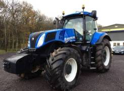 New Holland T8.390. Трактор бу в Курске, 335 л.с. Под заказ