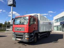 MAN TGA. Продается грузовой фургон 26.350 6X2-2 BL, 10 518куб. см., 15 000кг., 6x2