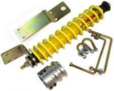 Амортизатор поперечный рулевой. Suzuki Jimny, JB33, JB43, JB33C, JB33V, JB33W, JB43C, JB43V, JB43W