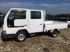 Nissan Atlas. Грузовой бортовой двухкабинник, 2 000куб. см., 1 250кг., 4x2