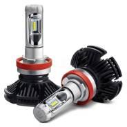 LED Лампы в головной свет авто, мега яркие!. Toyota: Corona, Lite Ace, Platz, Corolla, Tercel, MR-S, Tundra, Dyna, Raum, Sprinter, Vista, Mark II Wago...