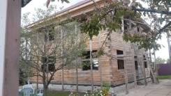 Продам новый двухэтажный дом. Ул. Тихоокеанская, р-н Михайловка, площадь дома 200кв.м., скважина, электричество 15 кВт, отопление твердотопливное, о...