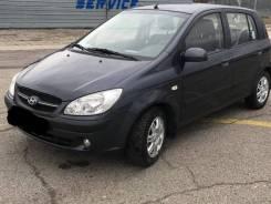 Hyundai Getz. ПТС 2010, 1,4 темно-серый