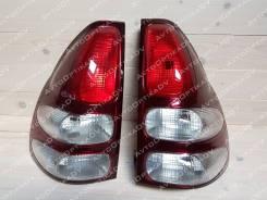 Стоп-сигнал. Toyota Land Cruiser Prado, GRJ120W, GRJ121W, KDJ120W, KDJ121W, KDJ125W, RZJ120W, RZJ125W, TRJ120W, TRJ125W, VZJ120W, VZJ121W, VZJ125W