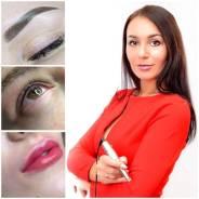 Обучающая студия YBnails: Качественный перманентный макияж