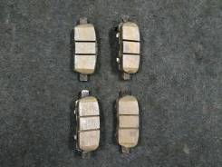 Колодки тормозные. Nissan Pathfinder, R52, R52HV, R52R, R52RR Nissan Murano, CZ51, PNZ51, TNZ51, Z51, Z51R, Z51Z, Z52, Z52HV, Z52R Nissan Quest, E52 Д...
