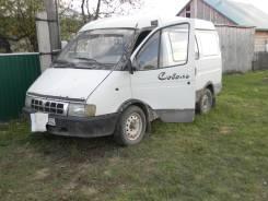 ГАЗ Соболь. Продается автомобиль соболь, 7 мест
