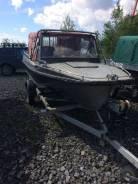 Казанка-5М2. 2008 год год, длина 5,00м., двигатель подвесной, 40,00л.с., бензин
