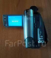 Sony DCR-HC26E. с объективом