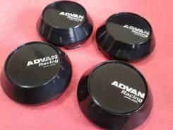 """Колпачки Advan Racing! Черные ! В наличии!. Диаметр 16"""""""", 1шт"""