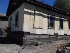 Ремонт и восстановление домов, замена венцов.