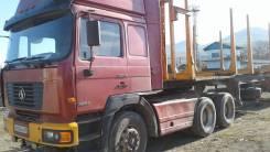 Shaanxi Shacman SSX4285NT361. Продам тягач в сцепке шаанхи, 10 000куб. см., 6x4