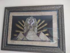 Картины Египет. Папирус. Оригинал
