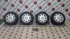 "Комплект колёс R15 на Mercedes-Benz W124 TE320. 6.5x15"" 5x112.00 ET44"
