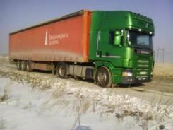 Scania R124. Скания 124 420л. с. 1999 год, 11 700куб. см., 20 000кг., 4x2