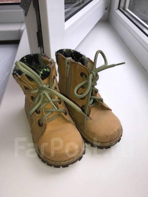 a9f37d77b Продам осенние ботинки котофей 21 размер - Детская обувь во Владивостоке