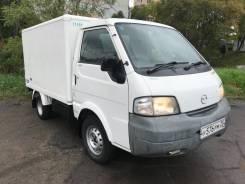 Mazda Bongo. Продаётся рефка , 2 148куб. см., 1 000кг., 4x4