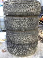 Bridgestone Blizzak DM-Z3. Зимние, без шипов, 2004 год, 5%, 4 шт