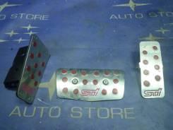 Накладка на педаль. Subaru Forester, SF5, SF6, SF9, SG5, SG6, SG69, SG9, SG9L, SH5, SH9, SH9L Subaru Legacy, BE5, BE9, BEE, BH5, BH9, BHC, BHE Subaru...