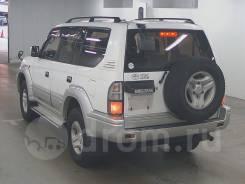 Дверь боковая задняя левая Toyota Land Cruiser Prado 95