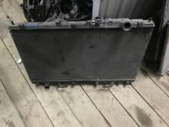Радиатор охлаждения двигателя. Mitsubishi Diamante, F31A