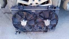 Радиатор охлаждения двигателя. Nissan AD, VHNY11