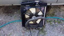 Радиатор охлаждения двигателя. Toyota Passo, KGC15