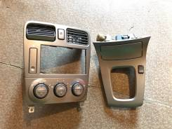 Блок управления климат-контролем. Subaru Forester, SG5
