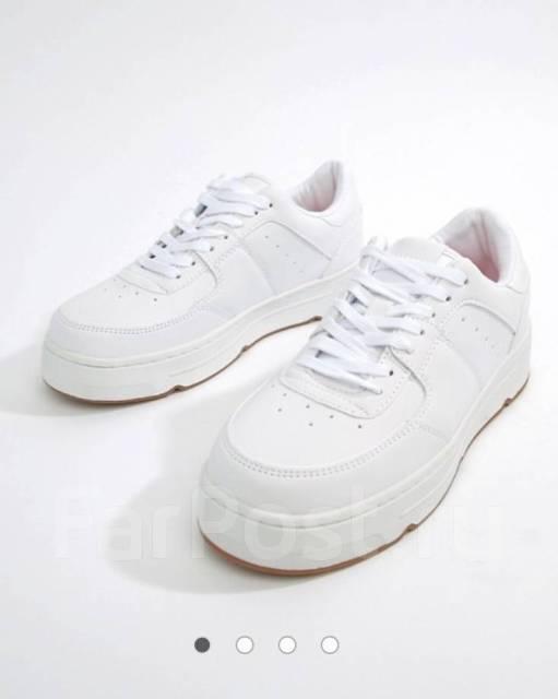 """3a37d61fa Продам кроссовки женские """"Pull&Bear"""" - Обувь в Уссурийске"""