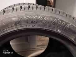 Yokohama F700. Зимние, шипованные, 2018 год, без износа, 2 шт