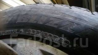 Bridgestone Blizzak DM-Z3. Зимние, без шипов, 20%, 4 шт