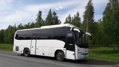 Higer. Автобус Хагер