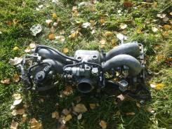Коллектор впускной. Subaru Forester Subaru Legacy Двигатель EJ254